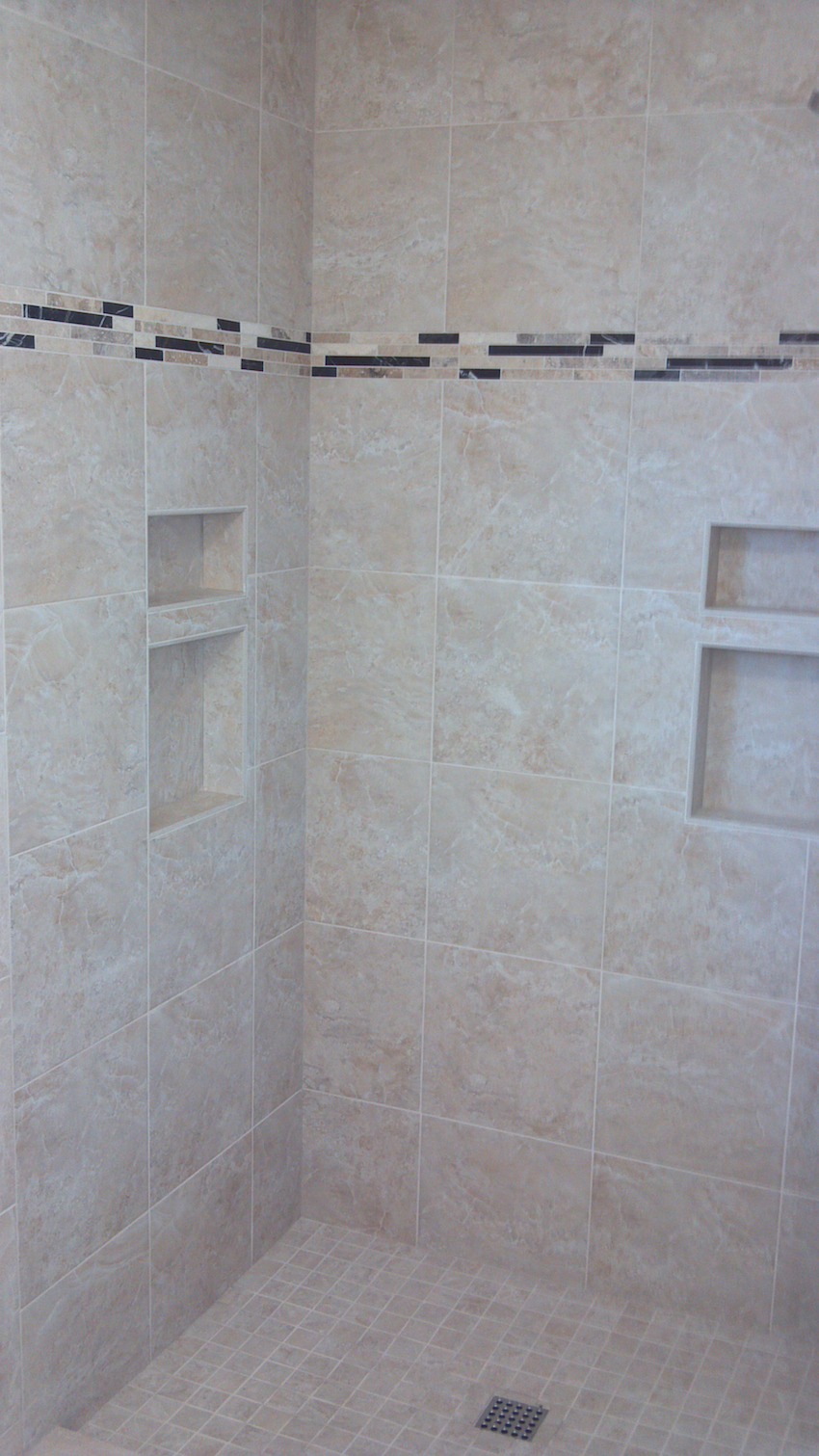 ... Custom Shower Tile Installation in Ft. Collins, Colorado ...